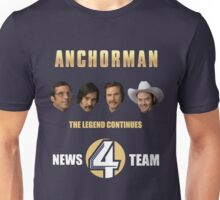 Anchorman 2 Unisex T-Shirt