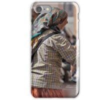 Alms Seeker iPhone Case/Skin