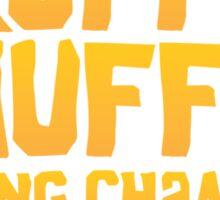 Truffle Shuffle Dance Champion Sticker