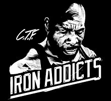 CT Fletcher Iron Addicts by MountyBounty