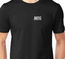 M I G Small II Unisex T-Shirt