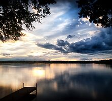 Hagerman Sunset by Brett Perucco