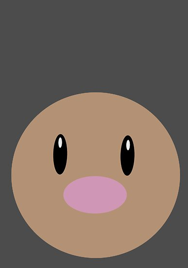 Diglett Ball by Rjcham