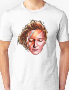 Tilda Swinton - Aladdin Sane Unisex T-Shirt