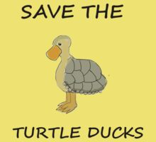 SAVE THE TURTLE DUCKS- AVATAR/LOK by avatarem