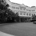 Singapore - Raffles Hotel by Mark Bolton