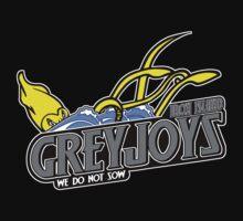 Iron Island Greyjoys by AngryMongo