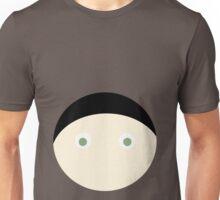 Black Hair Green Eyed Boy Unisex T-Shirt
