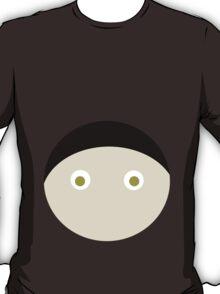 Black Hair Hazel Eyed Boy T-Shirt