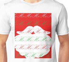 Ho Ho Ho Merry Christmas from Santa Unisex T-Shirt