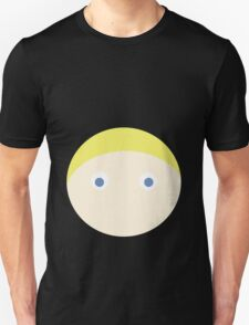 Blonde Hair Blue Eyed Boy T-Shirt