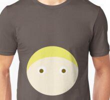 Blonde Hair Brown Eyed Boy Unisex T-Shirt