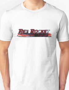 Fallout 4 Red Rocket Power Armor Building T-Shirt