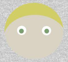 Blonde Hair Green Eyed Boy Kids Clothes