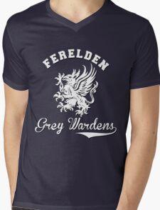 Ferelden Grey Wardens - Dragon Age Mens V-Neck T-Shirt