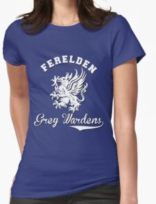 Ferelden Grey Wardens - Dragon Age Womens Fitted T-Shirt
