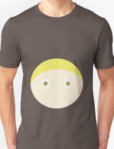 Blonde Hair Hazel Eyed Boy T-Shirt