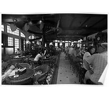 Singapore - Raffles Long Bar Poster
