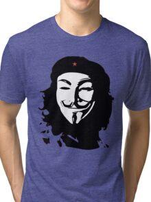 Che & V Tri-blend T-Shirt