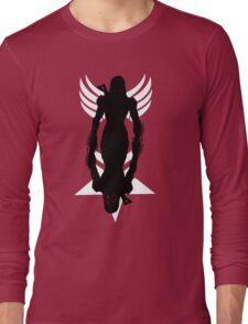 Mass Effect - Shepard Long Sleeve T-Shirt