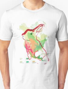 Animal Atlas - Rabbit World T-Shirt