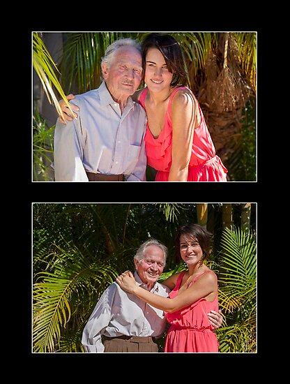 Miki & Didi Double Portrait  1 by atomik