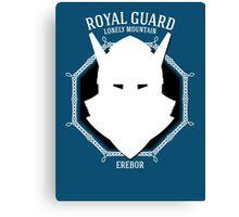 Dwarven Guard Erebor Canvas Print
