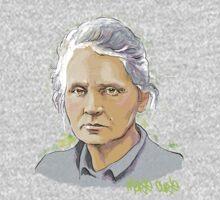 Marie Curie - Nobel Prize Winner Baby Tee