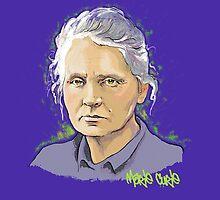 Marie Curie - Nobel Prize Winner by Cori Redford