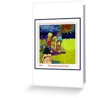 Cosmopolitan: 'Hormonal Beach Group' Greeting Card