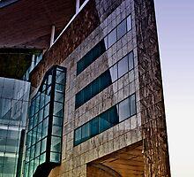 Atradius Building, Cardiff Bay by Tsitra