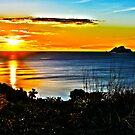 HDR Fijian Sunset by Luke Donegan