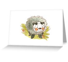 Oh Hi! Greeting Card