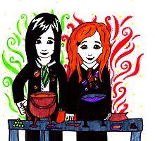 Severus Snape & Lily Evans ~ Always. by LittleMizMagic