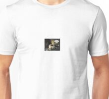 The Birth of Strip Poker Unisex T-Shirt