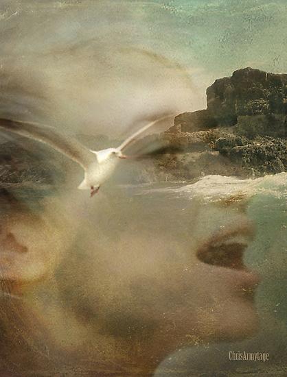 The sea spirit by Chris Armytage™