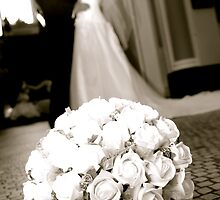 Wedding bouquet by LizHilton