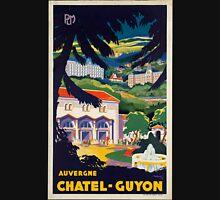 Vintage poster - Auvergne Unisex T-Shirt
