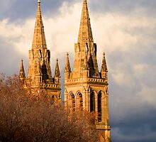 St Peters Cathedral by Dean Wiles
