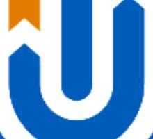 bbyo logo Sticker