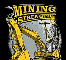 Mining Strength by damnoverload