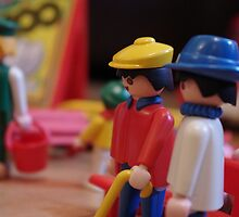 Playmobile zoo by LizHilton