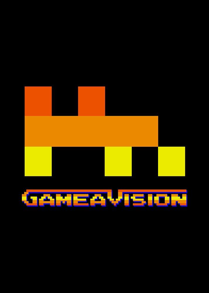 Code Monkeys - GameaVision Logo by CountLatchula