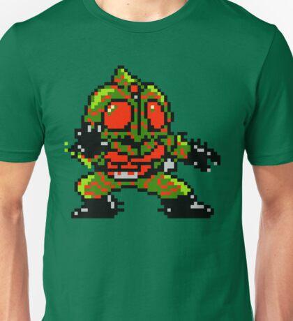 Kamen Rider Amazon - NES Sprite Unisex T-Shirt