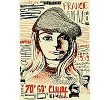 Nouvelle Vague Photographic Print