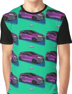 Ford Fiesta 01 Graphic T-Shirt