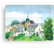 NIGTEVECHT THE NETHERLANDS Canvas Print