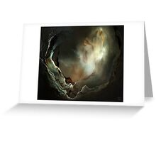 I believe in angels-do you? Greeting Card