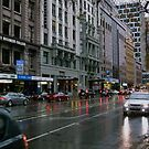 Monday Arvo on Flinders by DEB CAMERON