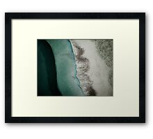 Love from Above Framed Print